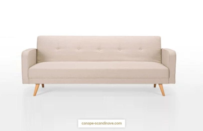 Canapé scandinave CHOU par made.com