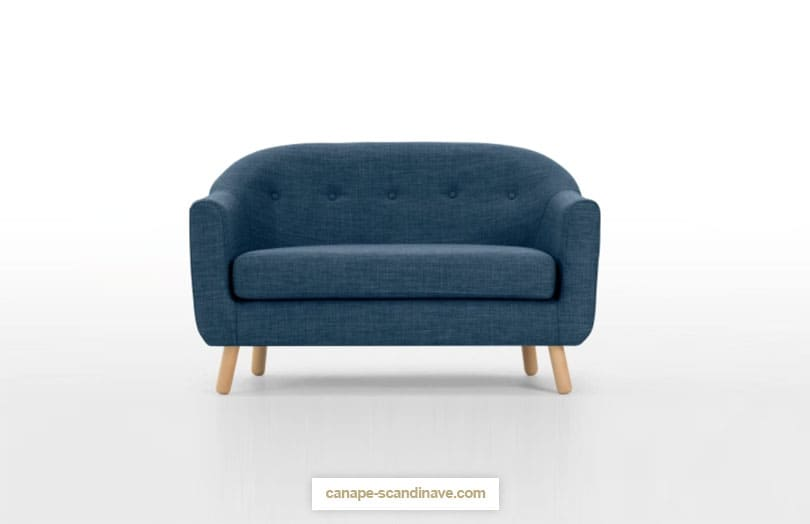 Canapé scandinave LOTTIE par made.com