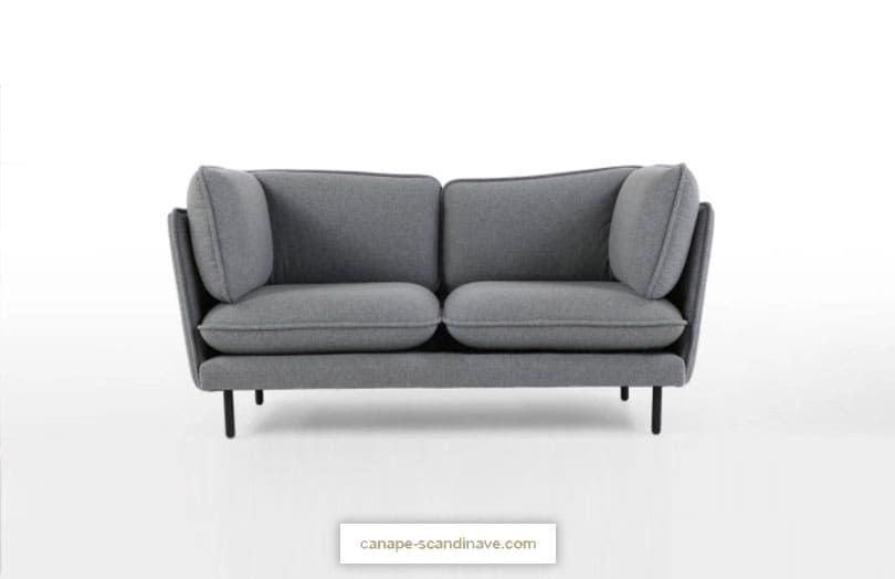 Canapé scandinave WES par made.com